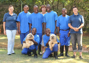 Staff @ Snowpine Kennels & Cattery